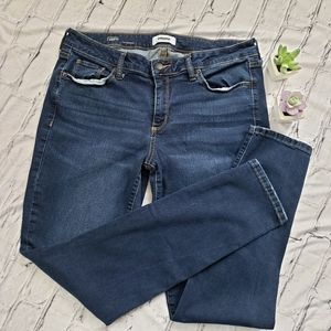 34x30 size 14 Sonoma skinny jeans Mid rise